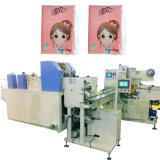 Pocket Tissue Product Line를 위한 얼굴 Tissue Paper Packing Machine
