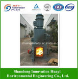 Inceneratore dei rifiuti solidi con il prezzo di fabbrica