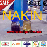 Al giorno) sistema di distillazione usato automobile dell'olio lubrificante Jzc-10 (10 tonnellate
