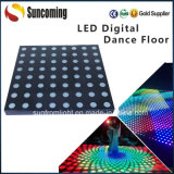Discoteca chiara Digital LED Dance Floor del DJ della decorazione di Weddding