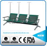 Роскошный стальной стул вливания