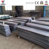 Trilhos de protetor do metal
