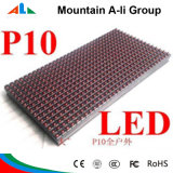 Moduli P10 di colore rosso/Blue/Yellow/Green/White LED