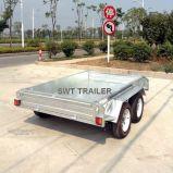 감금소 (SWT-TT85)의 종류 여러가지 세로로 연결되는 차축 상자 트레일러