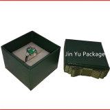 Caja de embalaje determinada de la joyería del regalo del panel duro Jy-Jb206