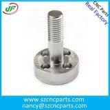 Части CNC поворачивая филируя алюминиевые, части CNC, CNC подвергая механической обработке обрабатывающ части