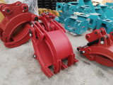 China-Lieferant Exkavator-der hydraulischen Zupacken-Wanne