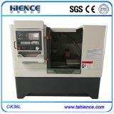 CNC van de Klem van de As van de hoge snelheid de Hydraulische het Draaien Machine van de Draaibank