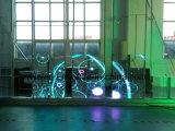 Farbenreicher flexibler transparenter Bildschirm LED-2017 heißes Produkt-im Freien Bekanntmachen P30
