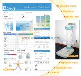 Analisador magnético da saúde do corpo da ressonância do quantum do analisador de composição do corpo