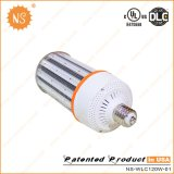 Dlc Listed IP64 120W LED de maíz de reequipamiento de la lámpara