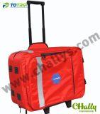 A capacidade elevada roda o saco de jogo Emergency (QPFA-012)