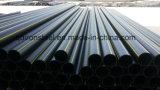 Pipa de gas estándar del HDPE de ASTM