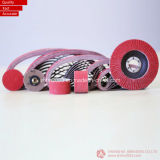 3m & Vsm di ceramica, dischi di Roloc degli abrasivi di Zirconia (disco trasformista)