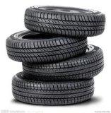 Neumático del pasajero, neumático de la polimerización en cadena, neumático radial del coche, neumático del coche
