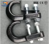Crochet/barre d'attelage modifiés de remorquage d'acier du carbone avec long Rod