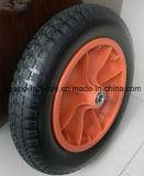 roda de formação de espuma 3.00-8 do poliuretano 13inch (13X3)