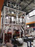 Film di materia plastica del LDPE dell'HDPE capo due che fa macchina
