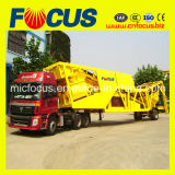 Yhzs50 50m3/H Mobile Concrete Batching Plant