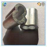 De Metalen kap van de Koker van Swage van de Zandloper van het aluminium
