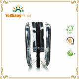 PVC cosmétique clair de sac, sac cosmétique promotionnel personnalisé, sac cosmétique de PVC personnalisé