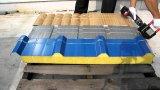 Tetto del panino PIR Pur della superficie di metallo di colore di alta qualità del materiale da costruzione