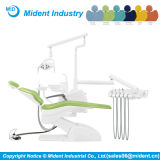 Silla dental eléctrico Equipo dental Rotary Glass Salivadera
