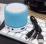 Altofalante de Bluetooth com o rádio claro do diodo emissor de luz FM