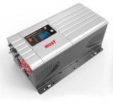 Гибридный солнечный инвертор инвертора 2000W солнечный с строением PWM солнечным Controler внутрь