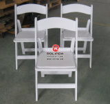 2016 Price barato Factory Hot Sale Wood Folding Chairs para Party e Wedding