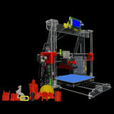 Gemakkelijke de uitstekende kwaliteit assembleert 3D Uitrusting DIY van de Printer van Prusa van de Machine van de Printer I3 3D