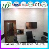 panneau de mur imperméable à l'eau de panneau de plafond de panneau de PVC de cannelure de largeur de 25cm pour Deocration intérieur