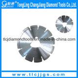 レーザーのダイヤモンドの切断は陶磁器の切断については鋸歯を