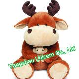Giraf van het Stuk speelgoed van de Pluche van de Gift van de Baby van Ce de Zachte Gevulde Dierlijke