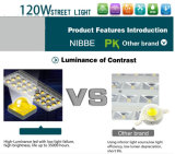 100W COB Highquality DEL Street Light