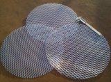 Discos ampliados galvanizados del filtro de acoplamiento de alambre de metal