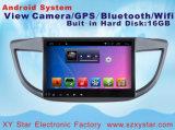Androïde GPS van de Navigatie van het Systeem voor 2015 Honda CRV 10.1 Duim met de Speler van de Auto DVD