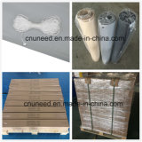 100%UV resistenza, antivento, rete fissa del coperchio del balcone del PVC di Schiefer 0.75m*6m