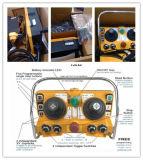 24V DC F24-60 Dual Joystick Radio Industrial Control Remoto para Grúa torre
