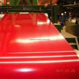 コイルのDx51dカラー上塗を施してある屋根ふきの鋼板そしてシート