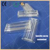Einzelne Loch-Quarz-Laser-Kammer|Hohe Präzisions-lichtdurchlässige Quarz-Kammern für die Laser-Industrie