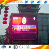 P10mm Full Color LED Video Wall / publicidad al aire libre LED Display