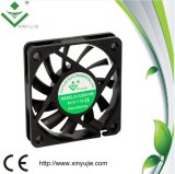 ventilador de refrigeração do motor elétrico de 12V 24V 60mm 60X60X15mm
