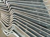 Soem-heißes BAD galvanisierte externes Treppenhaus-Teil für Gebäude-Gebrauch