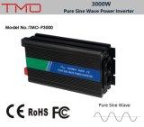 C.C. 3000watt ao inversor puro da potência solar de onda de seno da C.A.