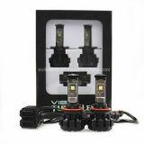 Phare automatique élevé H11 de véhicule de la lumière 4000lm 40W DEL des lumens DEL