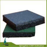 Циновка автомобиля природного каучука циновки настила изготовления напольная резиновый
