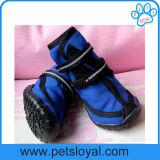 Hersteller-Haustier-Zubehör-Medium und große wasserdichte Haustier-Hundeschuhe