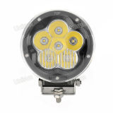 Shock-Proof Long Range 60W Auxiliary CREE LED Driving Lamp