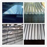 material de la hoja de acero de 0.13mm-1.3m m Galvanzied/del acero de hoja del material para techos